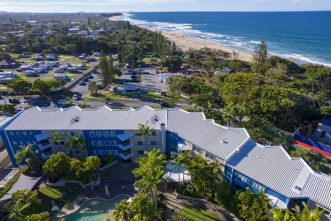 Picture of 32/6 Beerburrum Street, DICKY BEACH QLD 4551