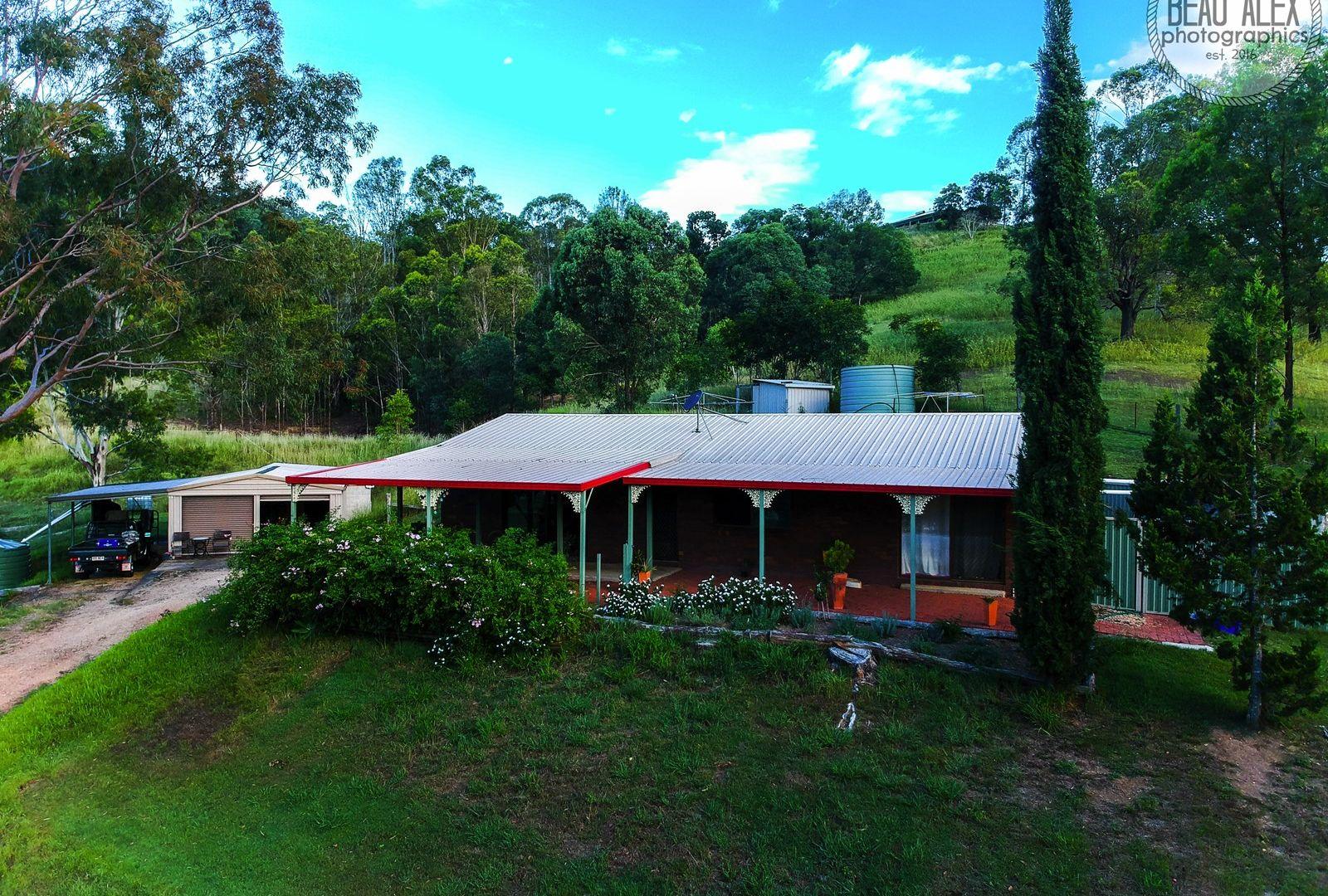 374 Mount Kilcoy Rd, Mount Kilcoy QLD 4515, Image 1
