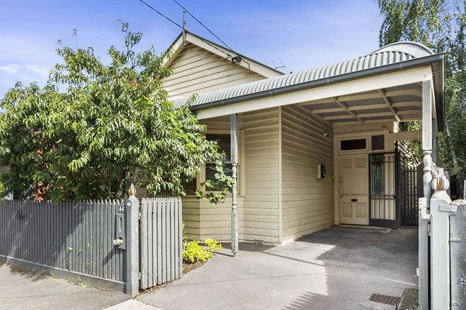 Picture of 44 Abinger Street, RICHMOND VIC 3121