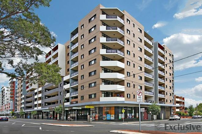 Picture of 59/46-50A John Street, LIDCOMBE NSW 2141