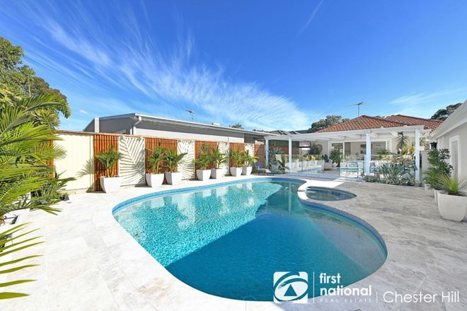 Picture of 21 Ferndell Street, CHESTER HILL NSW 2162