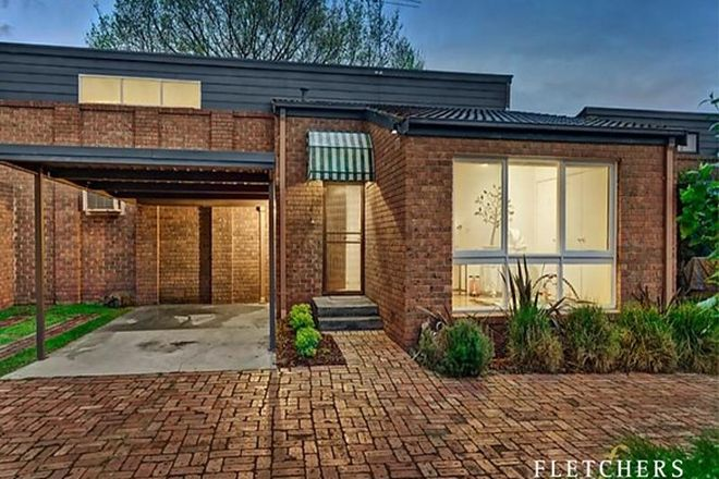 Picture of 6/9-11 New Street, SURREY HILLS VIC 3127