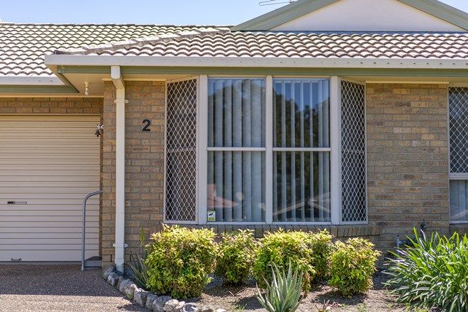 Picture of 2/16 Budgeree Drive, ABERGLASSLYN NSW 2320