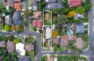 Picture of 6 Olive Grove, Heidelberg VIC 3084