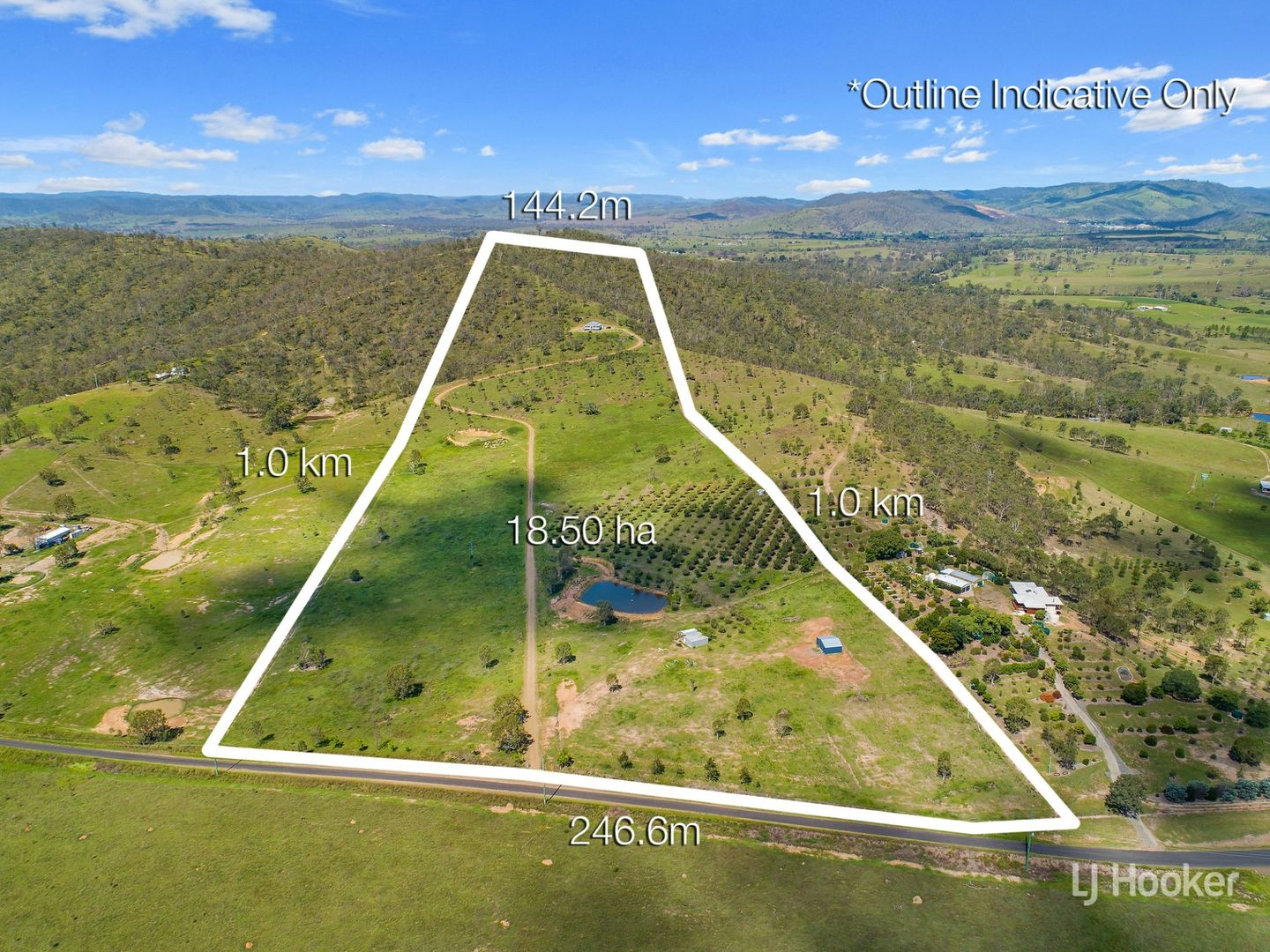 460 Turtle Creek Road, Harlin QLD 4314, Image 2