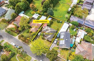 Picture of 13 BRONHILL ROAD, Ringwood East VIC 3135