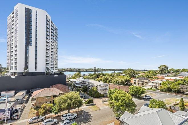 Picture of 502/19 Ogilvie Road, MOUNT PLEASANT WA 6153