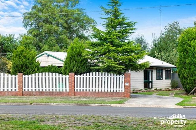 Picture of 235 Winter Street, DELACOMBE VIC 3356