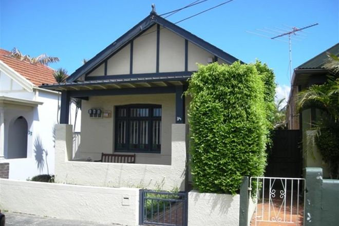 Picture of 34 Foreman Street, TEMPE NSW 2044