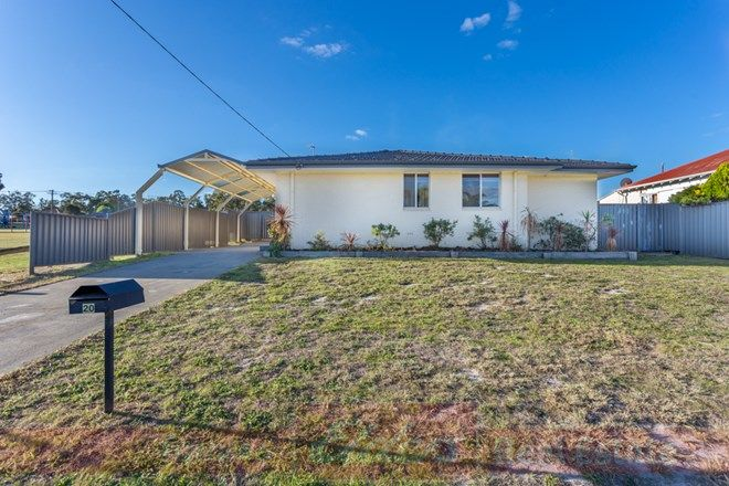Picture of 20 Wylam Road, COLLIE WA 6225
