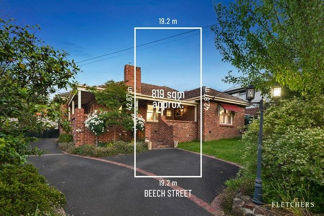 Picture of 12 Beech Street, SURREY HILLS VIC 3127
