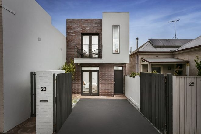 Picture of 23 Station Avenue, ASCOT VALE VIC 3032