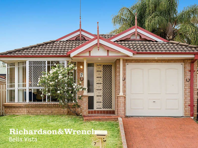 7 Lemon Grove, Glenwood NSW 2768, Image 0