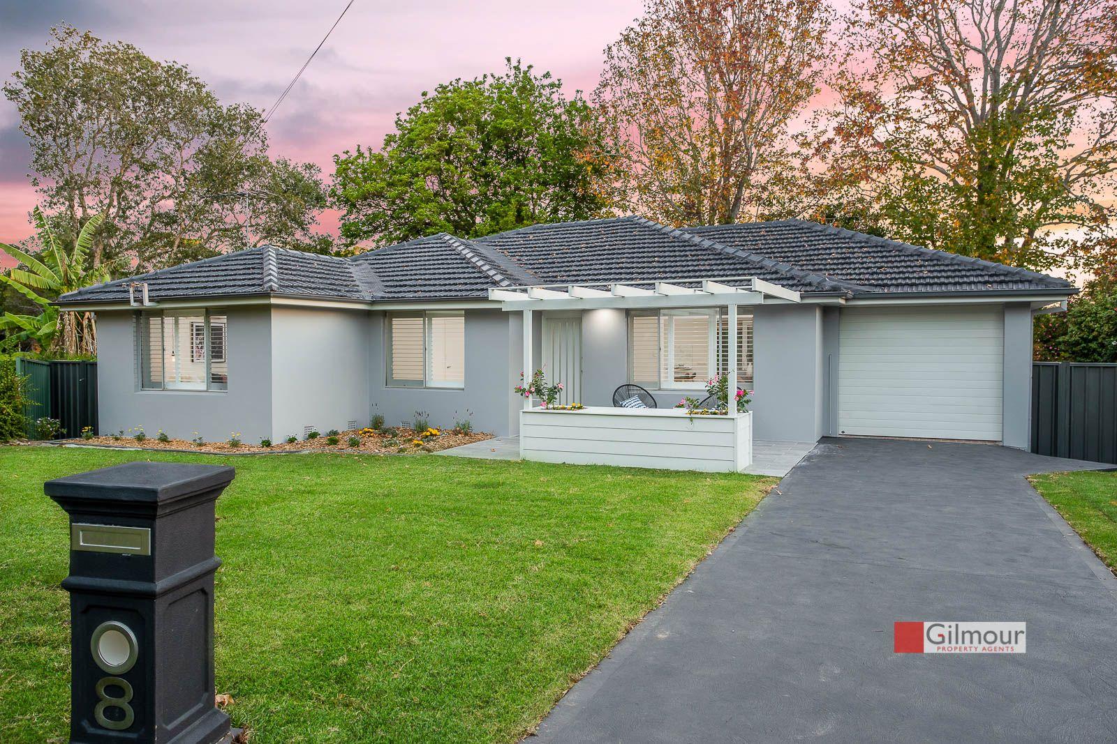 8 Patricia Court, Castle Hill NSW 2154, Image 0