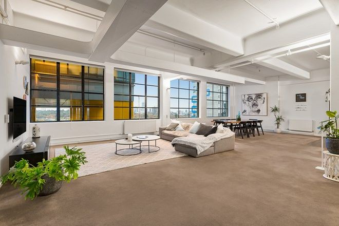 Picture of 503/73 Flinders Lane, MELBOURNE VIC 3000