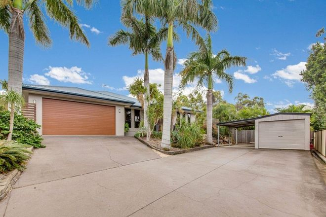 Picture of 4 JENNY LIND COURT, BOYNE ISLAND QLD 4680
