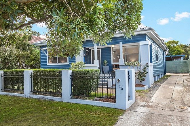 Picture of 20 Edith Street, SPEERS POINT NSW 2284
