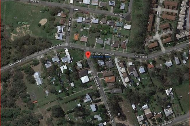Picture of 96 CHARLES AVENUE, LOGAN CENTRAL QLD 4114