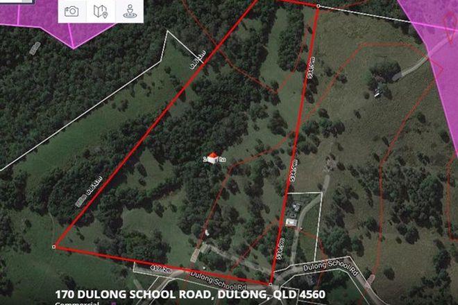 Picture of 170 Dulong School Road, DULONG QLD 4560