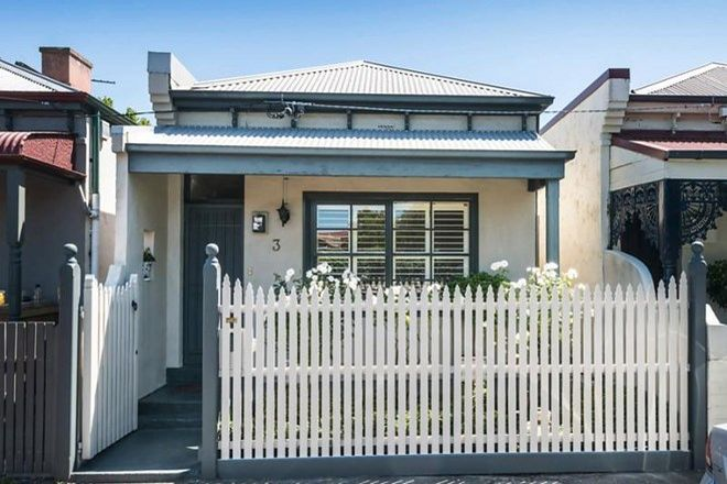 Picture of 3 King Street, ST KILDA EAST VIC 3183