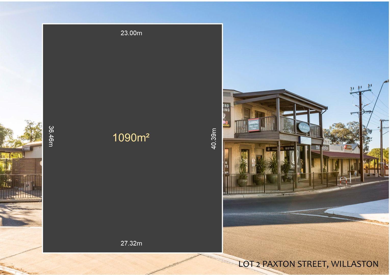 Lot 2 Paxton Street, Willaston SA 5118, Image 0