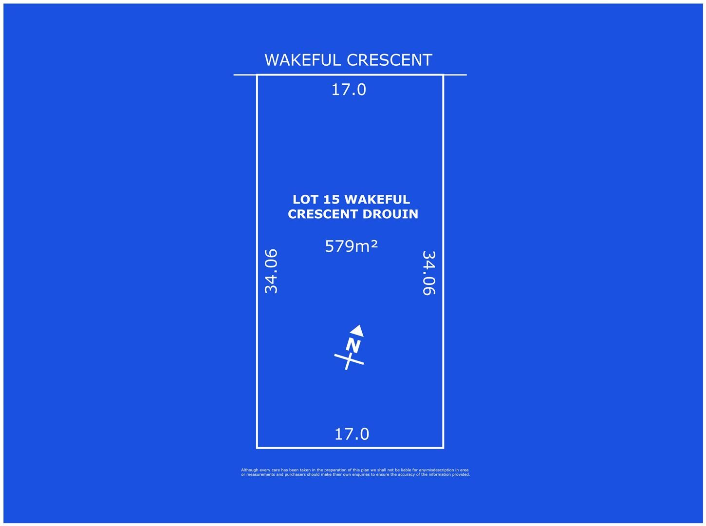 Lot 15 Wakeful Crescent, Drouin VIC 3818, Image 0