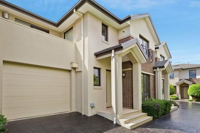 Picture of 5/24 Livingstone Street, IVANHOE VIC 3079