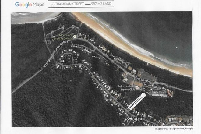 Picture of 85 Tramican Street, POINT LOOKOUT QLD 4183