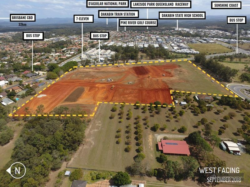 Lot 21 Cinnabar Road, Kallangur QLD 4503, Image 1