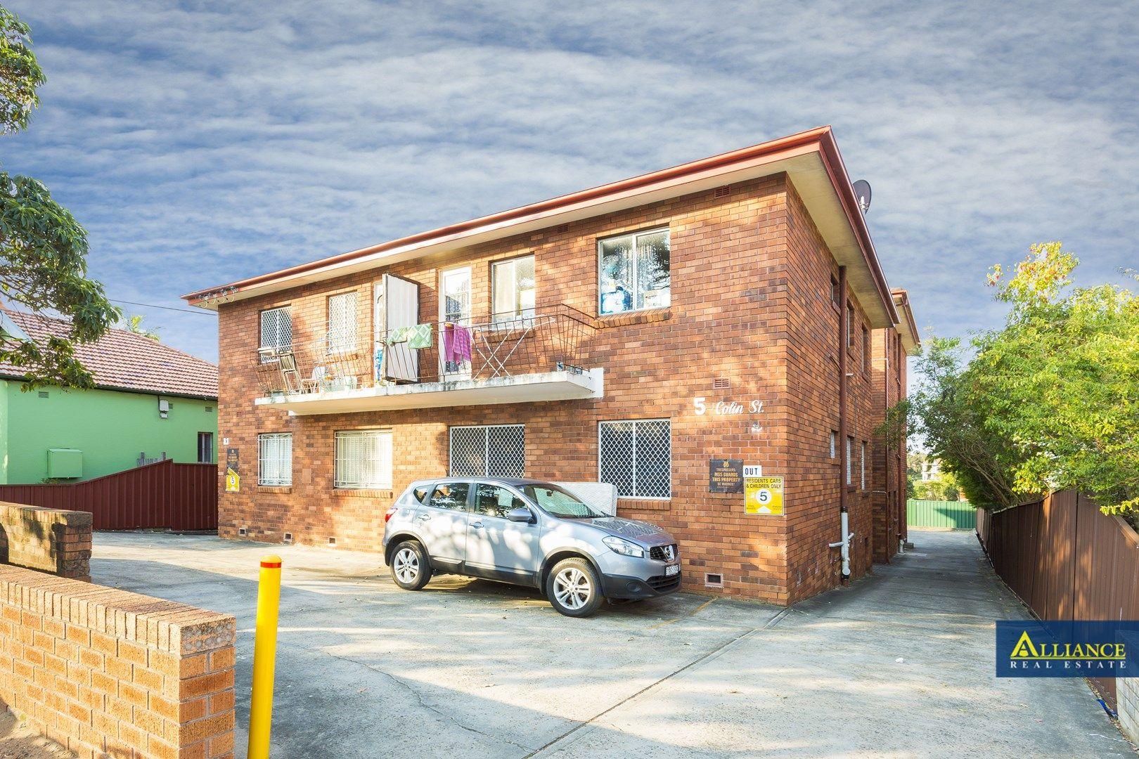 5/5 Colin  Street, Lakemba NSW 2195, Image 0