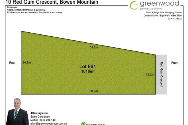 Picture of 10 Red Gum Crescent, BOWEN MOUNTAIN NSW 2753