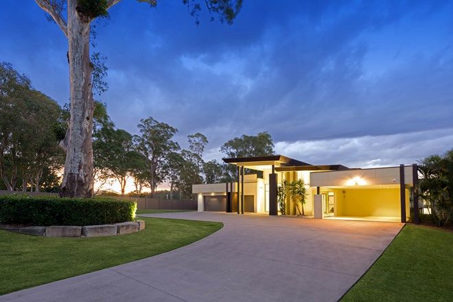 Picture of 117 Herron Road, PULLENVALE QLD 4069