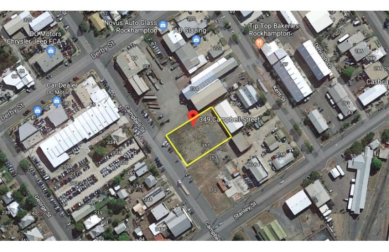 349-351 Campbell Street, Rockhampton City QLD 4700, Image 0
