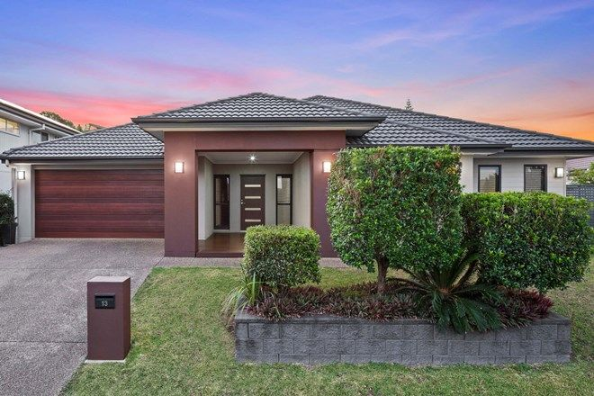 Picture of 13 Severn Crescent, NORTH LAKES QLD 4509