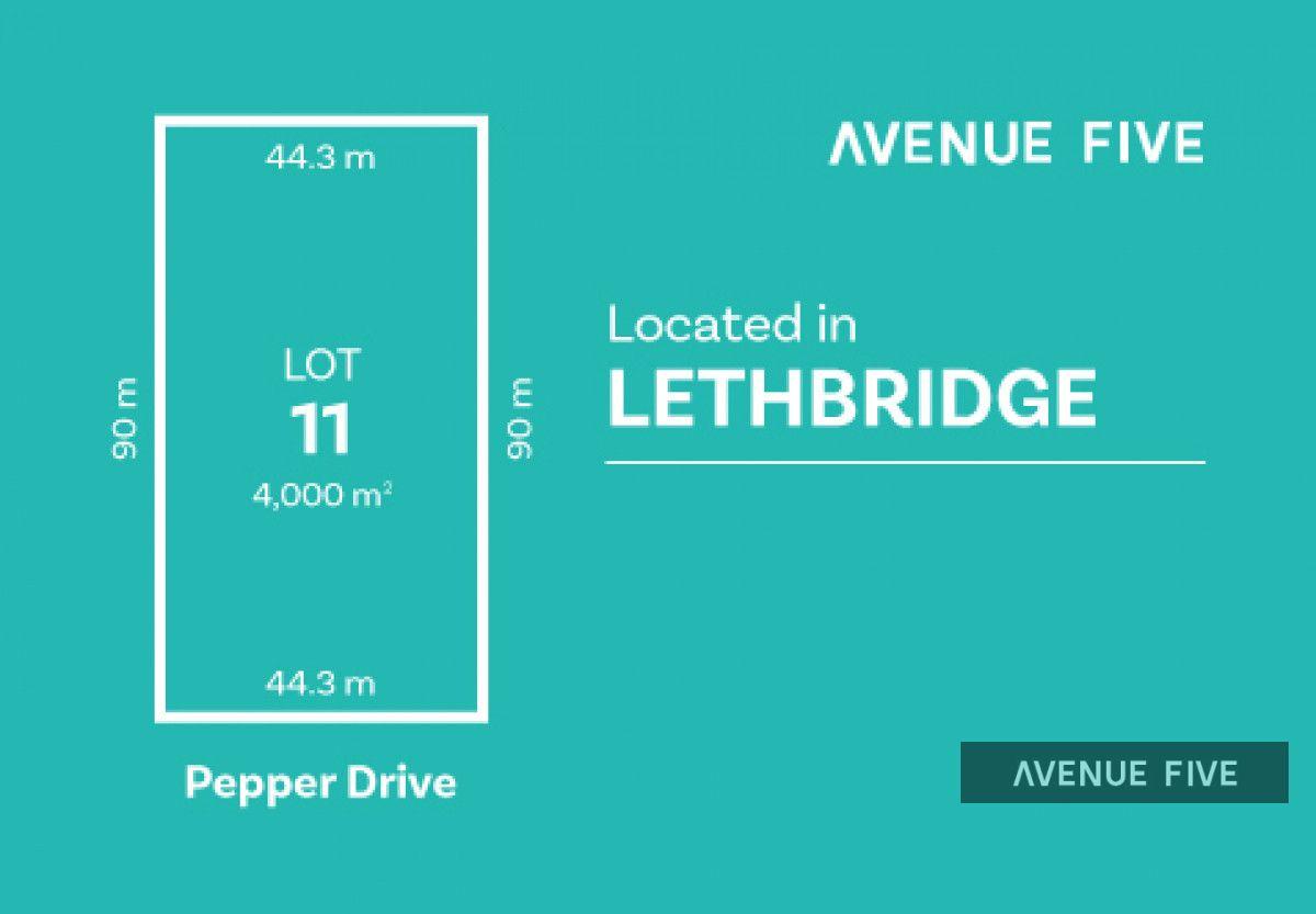Lot 11/16 Pepper Drive, Lethbridge VIC 3332, Image 2