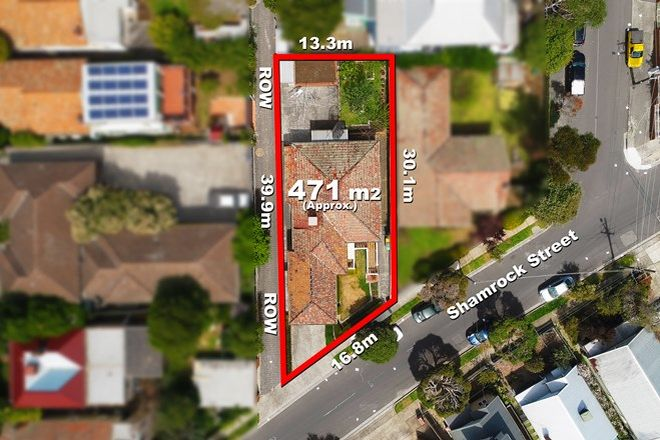 Picture of 62 Shamrock Street, BRUNSWICK WEST VIC 3055