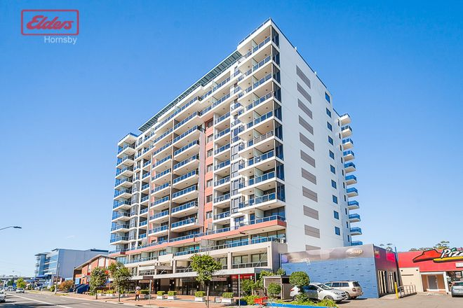 Picture of 903/88-90 George Street, HORNSBY NSW 2077