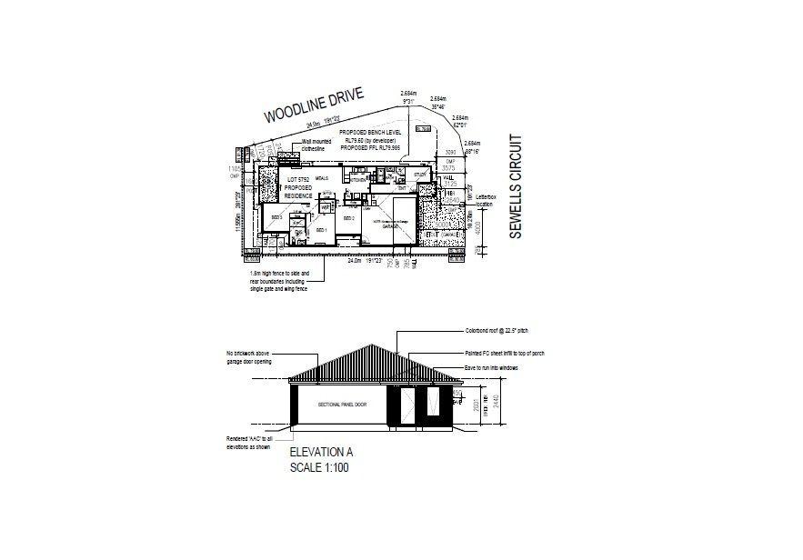 Lot 5792 Creekwood, Springfield Rise, Spring Mountain QLD 4300, Image 2