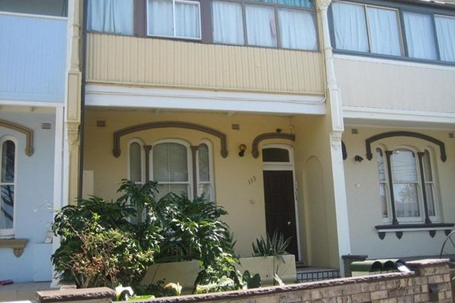 Picture of 3/113 Petersham Road, MARRICKVILLE NSW 2204