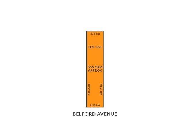 Picture of 431/43 Belford  Avenue, DEVON PARK SA 5008