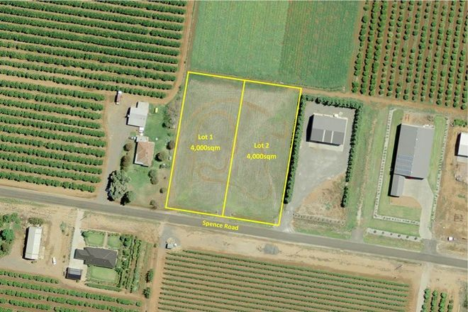 Picture of Lots 1 and 2 Spence Road, GRIFFITH NSW 2680