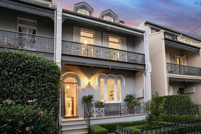 Picture of 22 Waiwera Street, LAVENDER BAY NSW 2060