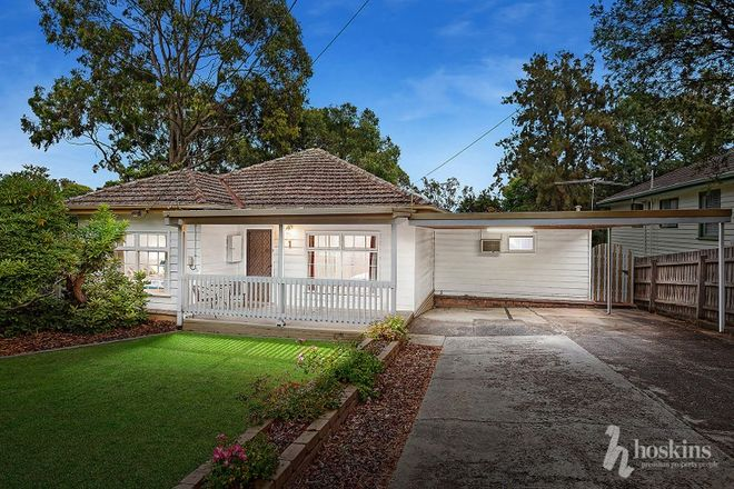 Picture of 1 Amys Grove, DONVALE VIC 3111