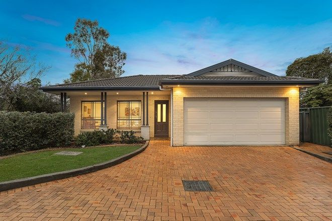 Picture of 26B Mitchell Road, STRATHFIELD NSW 2135
