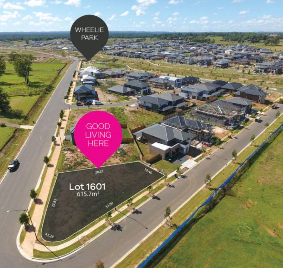 Lot 1601 Cataract Circuit, Box Hill NSW 2765, Image 2