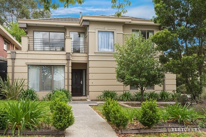 Picture of 1/17-19 Queens Avenue, DONCASTER VIC 3108