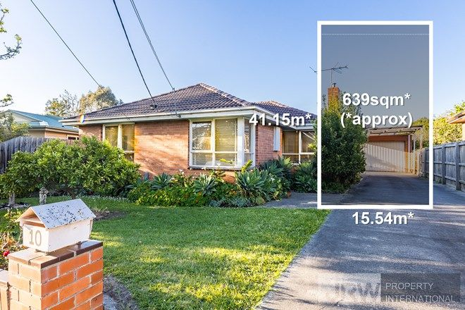 Picture of 10 Roberts Avenue, BOX HILL SOUTH VIC 3128