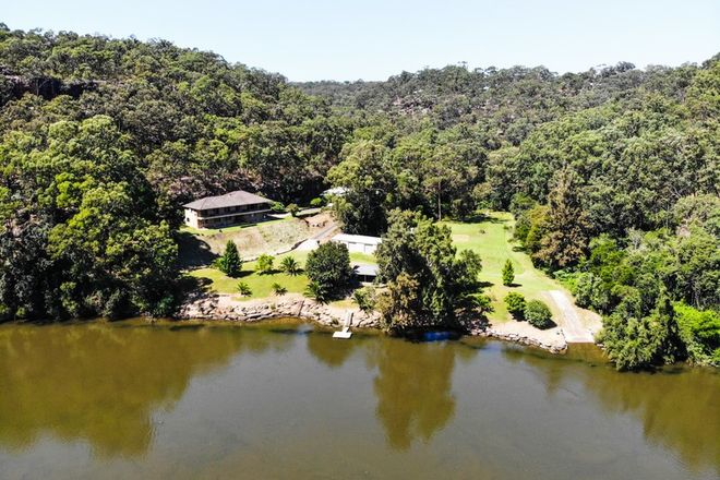 Picture of 633 Sackville Ferry Rd, SACKVILLE NORTH NSW 2756