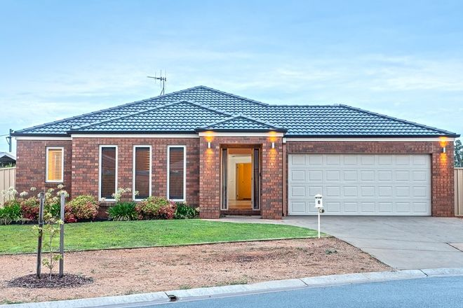 Picture of 2 Endeavour Court, NATHALIA VIC 3638