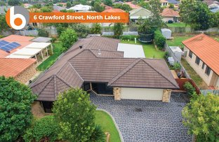 6 Crawford Street, North Lakes QLD 4509